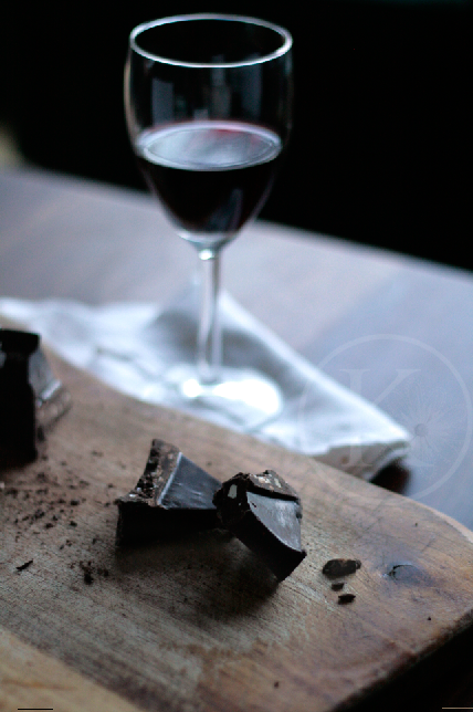 chocolate and wine 3