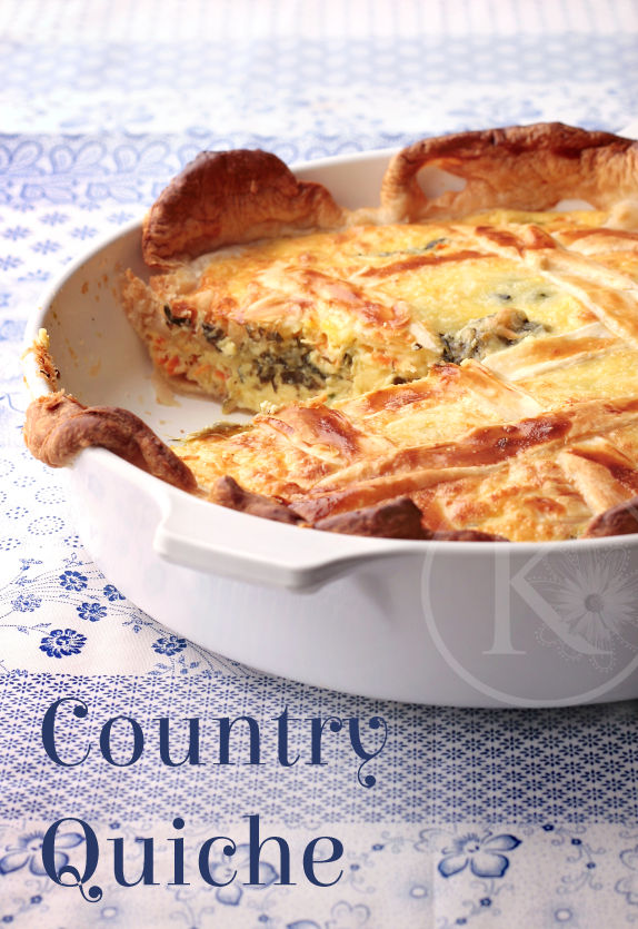 Country Quiche 3