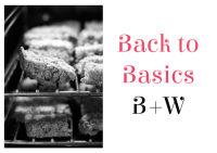Back to Basics B+W